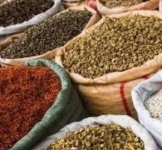 Grains and even spices like cinnamon are used for alternative medicine