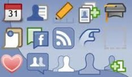 The activities you can do on facebook!