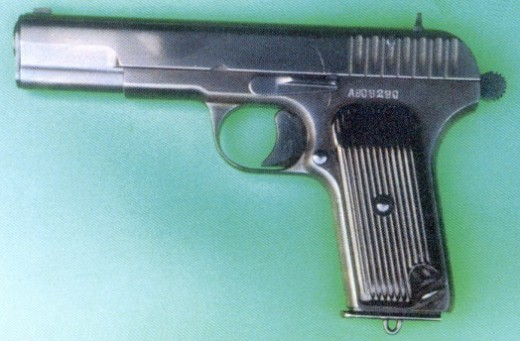 The Soviet Tokarev Pistol