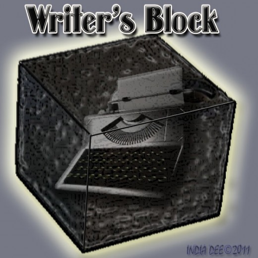 "Getting trapped inside ""Writer's Block Right Brain"" can ruine a good writer's courage."