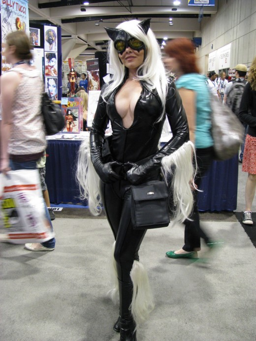 Will you go for Catwoman...