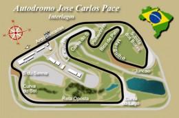 Interlagos - a truly great track.