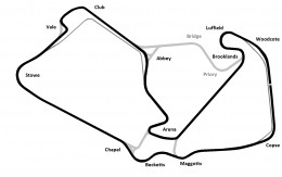 Silverstone - fast but technical