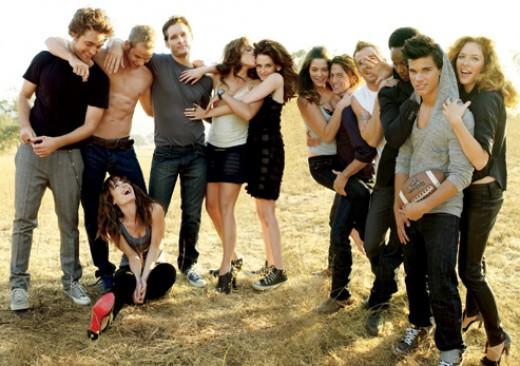 The Twilight Team