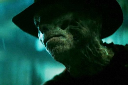 The new face of Freddy Krueger