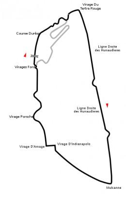"The Circuit de la Sarthe. A ""true spectacle"""