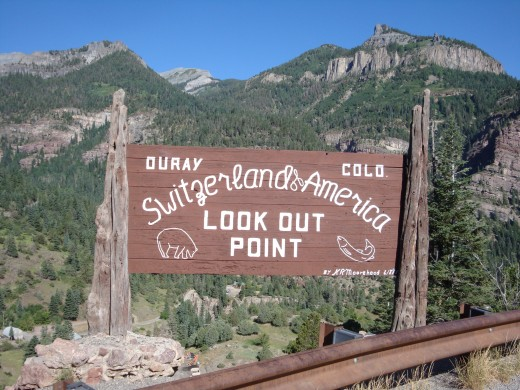 Ouray Overlook