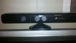 My Kinect!