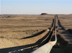 Anadarko CO2 pipeline to Salt Creek