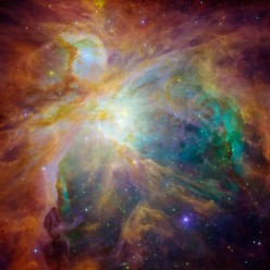 "Quote on stardust, ""We are made from the same stuff as stars"" inspires all poems, songs and images of cosmic humanity"