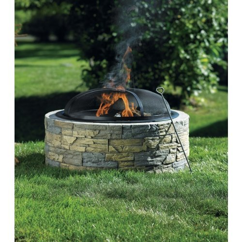 This standalone fire pit is less than $300 on amazon.