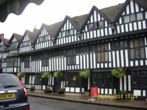Wiliam Shakespeares Building