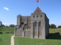 Castles to Visit in Eastern England:  Castle Rising, Norfolk