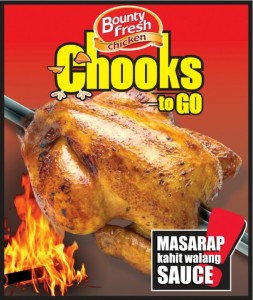 Chooks to go delivery