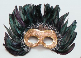 Ladies Masquerade Mask