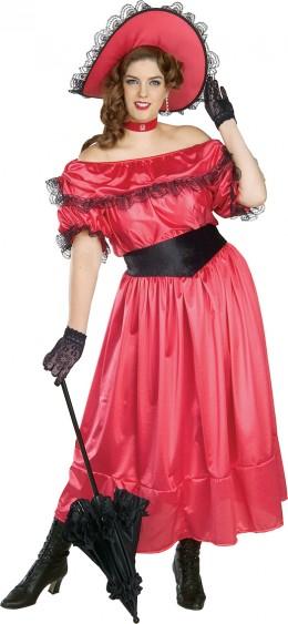 Scarlet O'Hara Style Costume