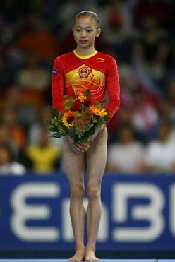 Are the Chinese Gymnasts Underage?