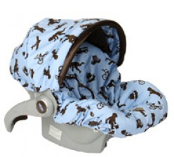 Baby Bella Car Seat Covers