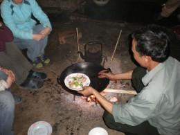 Hill Tribe Village, Hoang Lien Mountains, Sapa, Vietnam.