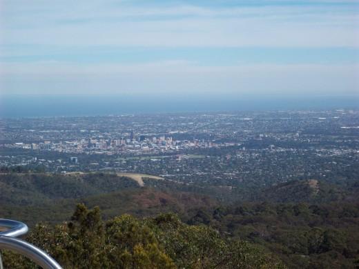 View Mount Lofty