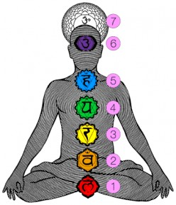 Learning about chakras