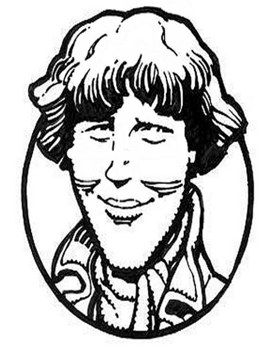 Amelia Earhart Kids Free Coloring Pages and Amelia Earhardt colouring pictures to Print  - Caricature