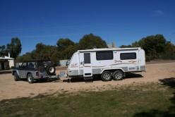 Eileens Australian trip - track via spot messanger