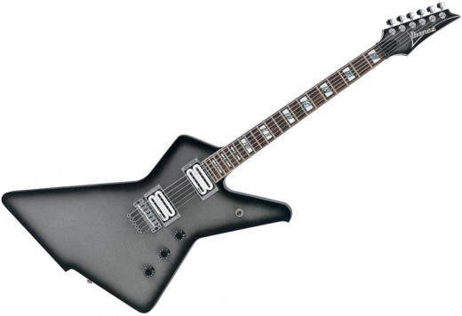 Your typical heavy-metal guitar.