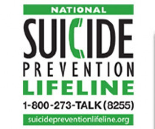 Logo for suicidepreventionlifeline.org