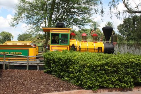 Very Fun Busch Gardens Ride!
