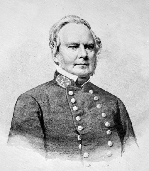 Aside from being a major general in the Civil War, Sterling Price was the 11th Governor of the State of Missouri.