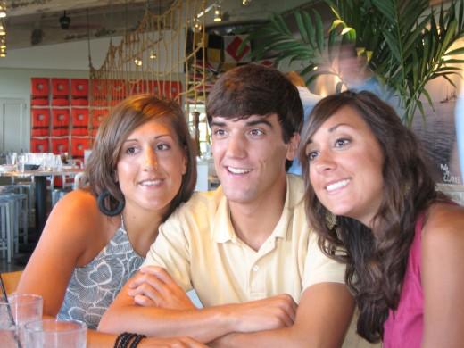 My three dear children