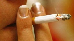 Smoking is a major cause for Hypertension