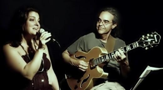 Anna Rodriguez and Eliseo Lloreda