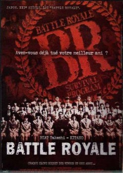 5 Reasons Why Battle Royale is AWESOME