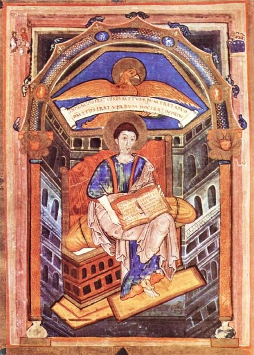 St. John the Evangelist (Unknown Artist)