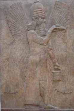 Who is Tammuz (Ezekiel 8), and how is he directly related to Easter?