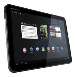Motorola Xoom Tablet with Android 3.0 Honeycomb - 10.1 inch Capacitive Multi-Touch Touchscreen and Flash