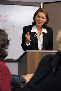 Go from fearful to confident with these tips for conquering your fear of public speaking.