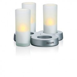 Imageo CandleLight by Phillips - Induction Charging for up to 20 Hrs