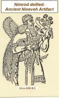 Nimrod the god-king
