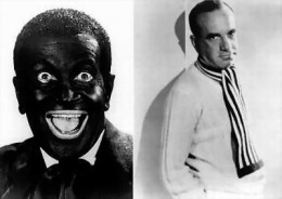 Al Jolson... from a different era.