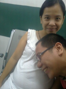 Waiting for our OB-GYN