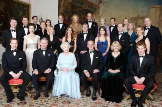 The British Royal Court