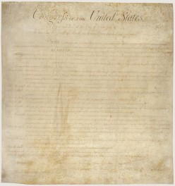 Why We Should be Thankful for the Bill of Rights