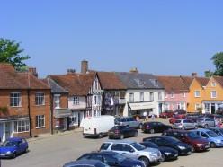 UK Travel - historic houses