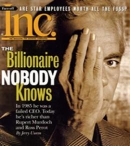 Bill Bartmann on Inc. Magazine