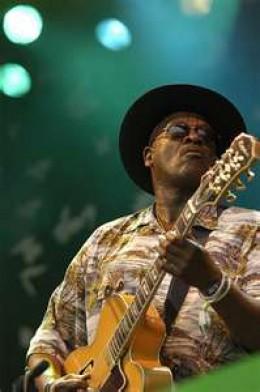 Taj Mahal - Grammy Winner