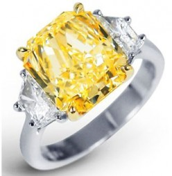 Yellow Diamonds- Rare and Beautiful