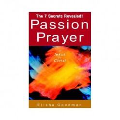 PASSION PRAYER OF JESUS CHRIST